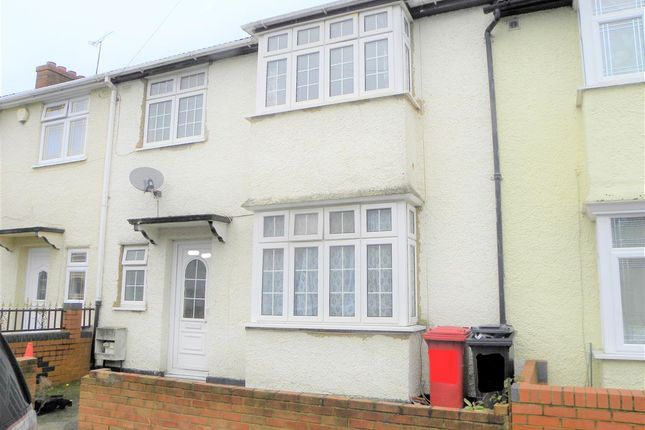Thumbnail Terraced house for sale in Wellesley Road, Slough