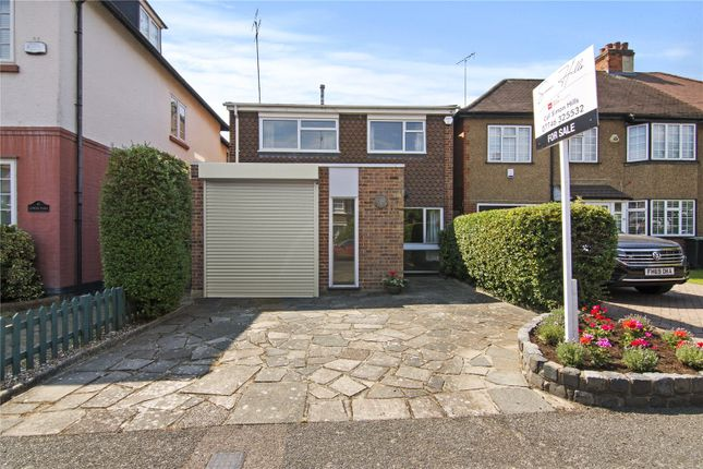 Thumbnail Detached house for sale in Lower Park Road, Loughton, Essex