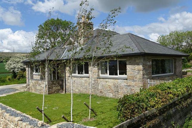 Thumbnail Detached bungalow to rent in Darite, Liskeard