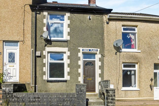 Thumbnail Terraced house for sale in Union Place, Tylorstown, Ferndale