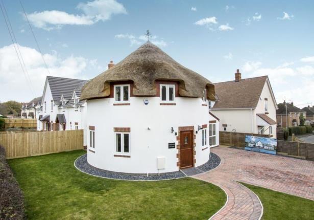 Thumbnail Detached house for sale in Lytchett Matravers, Poole, Dorset