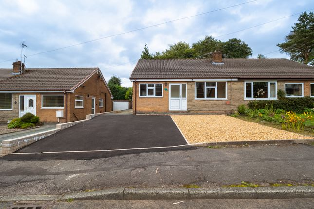 Thumbnail Semi-detached bungalow for sale in Stanley Drive, Darwen