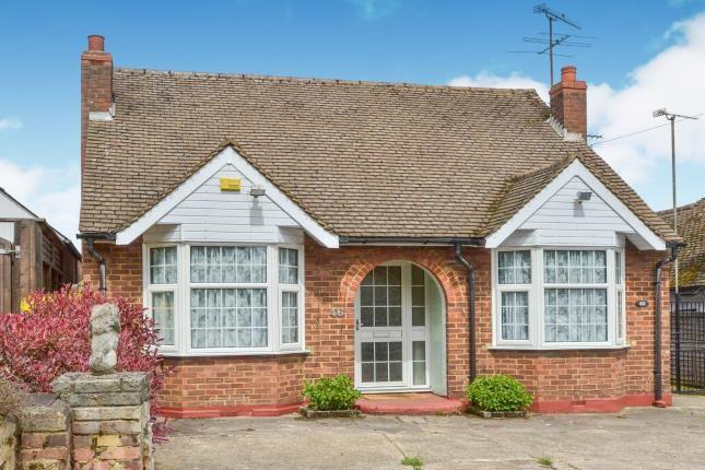 Thumbnail Bungalow for sale in Buckingham Road, Bletchley, Milton Keynes, Buckinghamshire