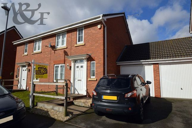 Thumbnail Semi-detached house for sale in Guillimot Grove, Erdington, Birmingham