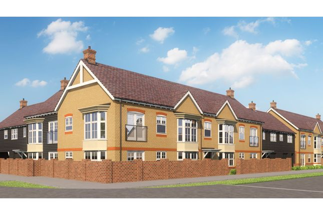 Thumbnail Flat for sale in Joslin Avenue, Witham
