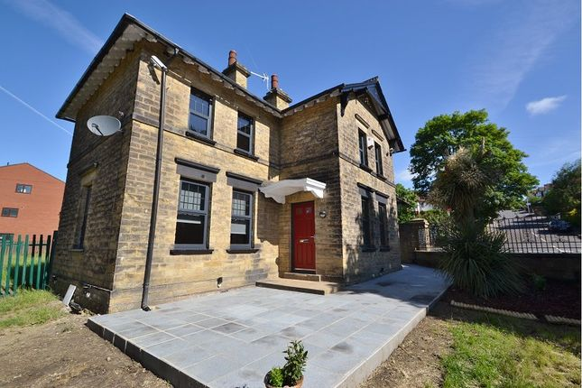 Thumbnail Detached house to rent in West Lodge, Potternewton Park, Chapel Allerton, Leeds