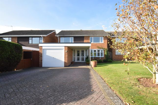 Thumbnail Detached house for sale in Grange Park, Stratford-Upon-Avon