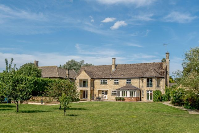 Thumbnail Country house for sale in Mill Lane, Cotterstock, Northamptonshire