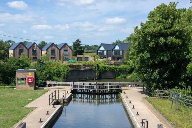 The Lock of Blumer Lock, Hampstead Lane, Yalding ME18