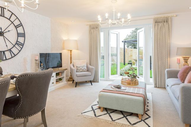 """Thumbnail End terrace house for sale in """"Wilford"""" at Butt Lane, Thornbury, Bristol"""