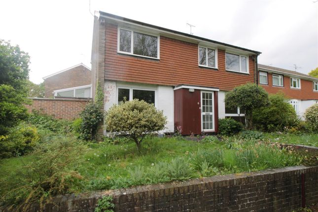 Thumbnail Property to rent in Downland Drive, Crawley