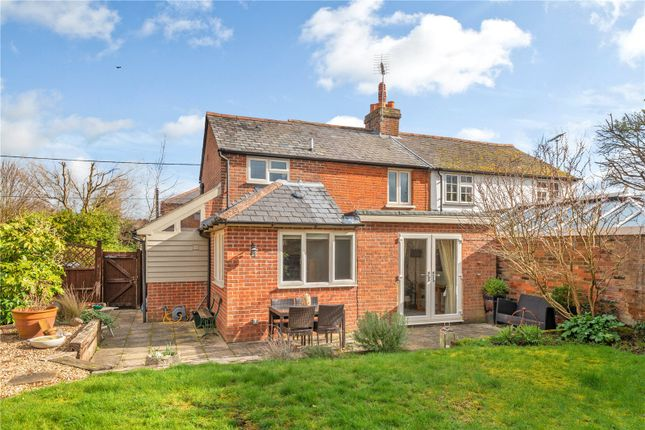 Thumbnail Semi-detached house for sale in School Lane, Windlesham