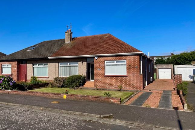 Thumbnail Semi-detached house for sale in St. Cuthberts Road, Prestwick