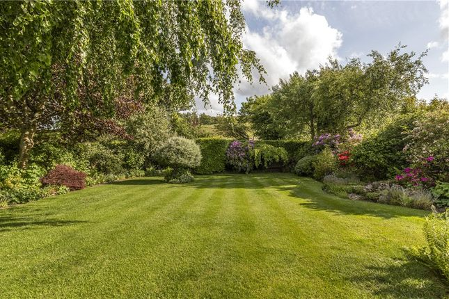 Garden And Moors of Panorama Drive, Ilkley, West Yorkshire LS29
