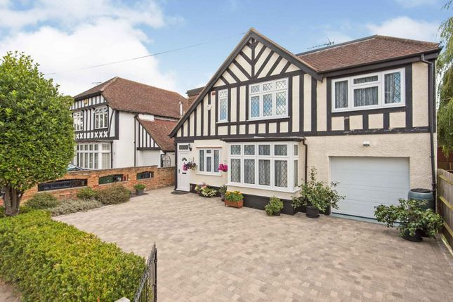 Thumbnail Detached house for sale in Dudley Grove, Epsom