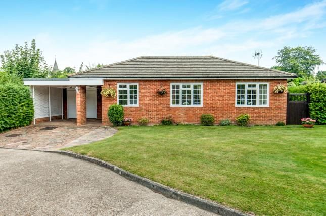 Thumbnail Bungalow for sale in Merrow, Guildford, Surrey