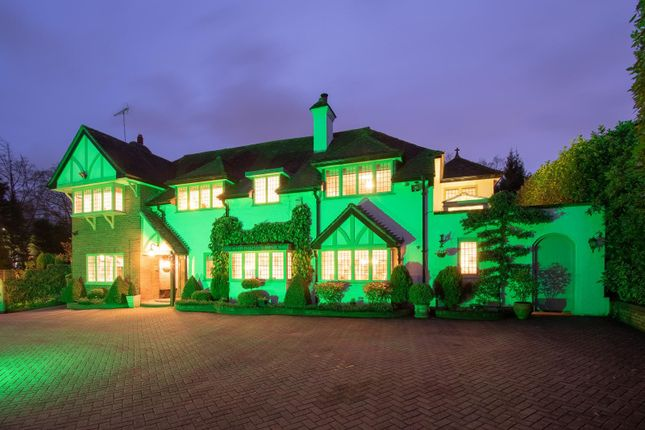 Thumbnail Property for sale in Keepers Road, Little Aston, Sutton Coldfield