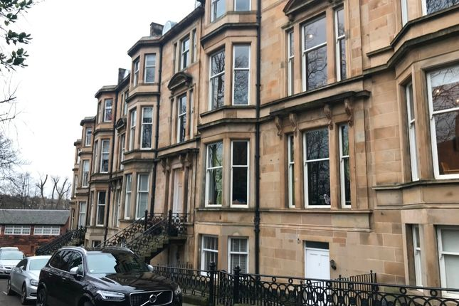 Thumbnail Flat to rent in Bowmont Gardens, Dowanhill, Glasgow