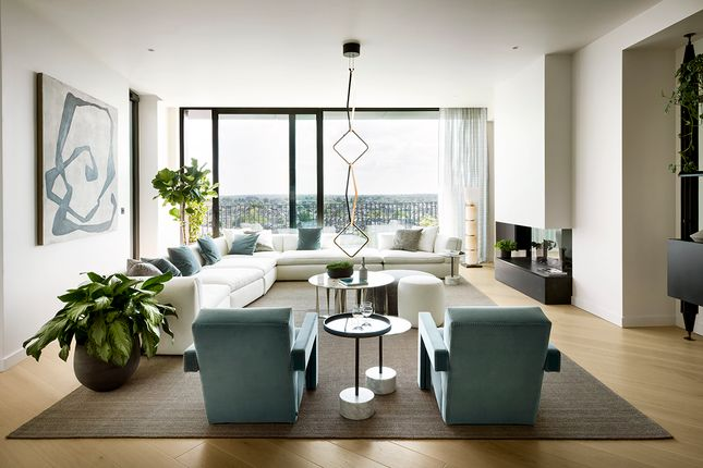 Flat for sale in The Cassina Apartment, Television Centre, Wood Lane, London