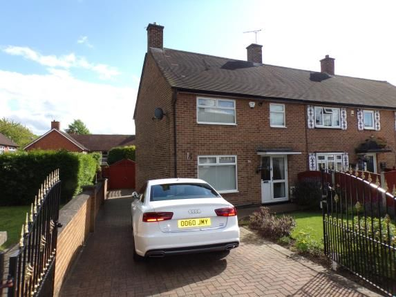Thumbnail End terrace house for sale in Midhurst Way, Clifton, Nottingham