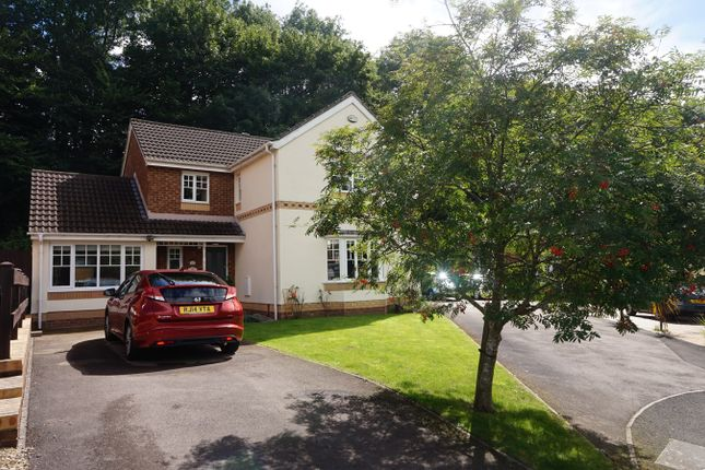 Thumbnail Detached house for sale in Glan Gavenny, Abergavenny