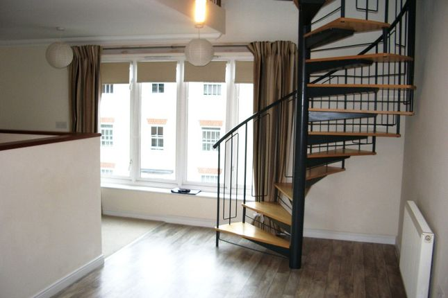 Thumbnail Flat to rent in Fishergate, Norwich