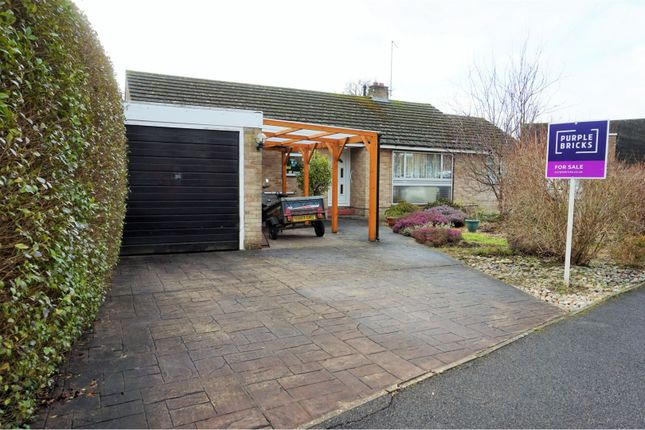 Thumbnail Detached bungalow for sale in Silver Birch Close, Liss