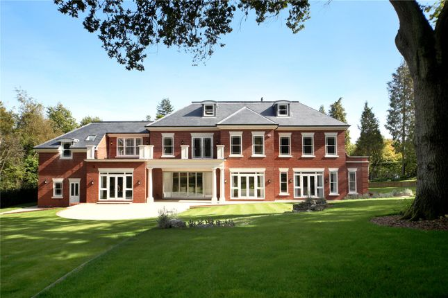 Thumbnail Detached house for sale in Titlarks Hill, Sunningdale, Berkshire