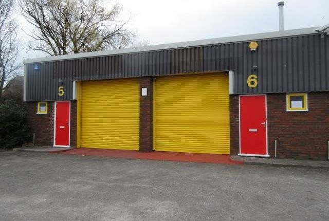 Thumbnail Industrial to let in Chapel Place, Unit 5-6 (Dhtc), Carlisle
