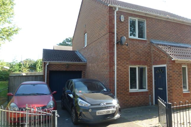 Thumbnail Terraced house for sale in Abbeyfield Close, Gateshead, Tyne And Wear