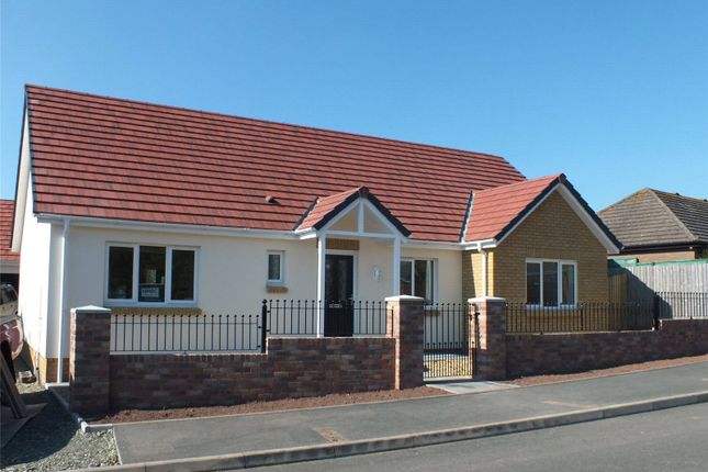 Thumbnail Bungalow for sale in Plot 33, Beaconing Drive, Steynton, Milford Haven