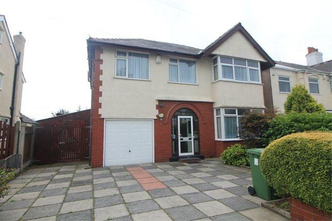 Thumbnail Detached house for sale in Hillcrest Road, Crosby, Merseyside