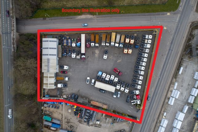 Thumbnail Industrial to let in Ditton Road, Widnes