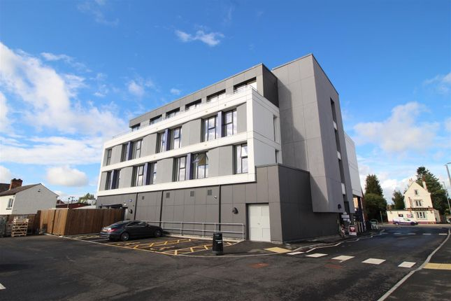 1 bed flat for sale in Myford Court Chilwell Road, Beeston, Nottingham NG9