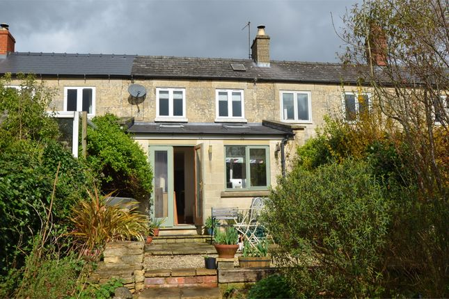 Thumbnail Terraced house for sale in Main Road, Whiteshill, Stroud, Gloucestershire
