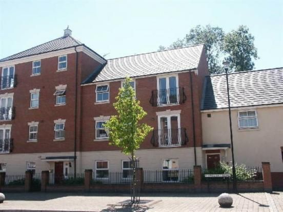 Thumbnail Flat to rent in Stonechat Road, Coton Meadows, Rugby, Warwickshire
