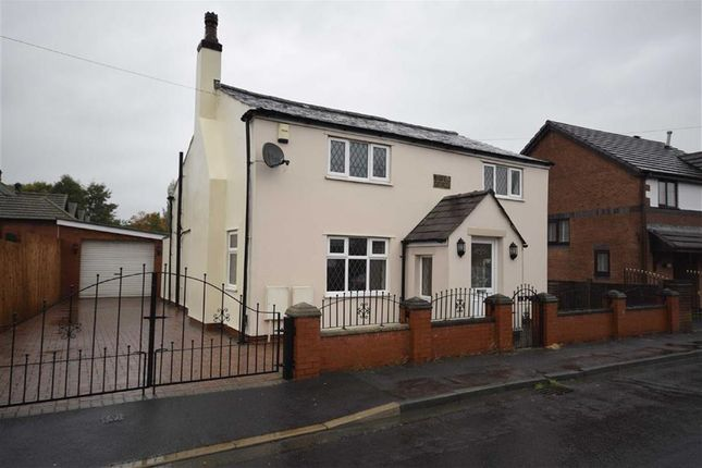 Thumbnail Detached house for sale in Moss Lane, Lostock Hall, Preston, Lancashire