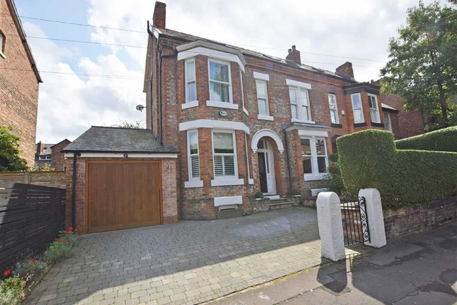 Thumbnail Semi-detached house for sale in Northen Grove, West Didsbury, Manchester
