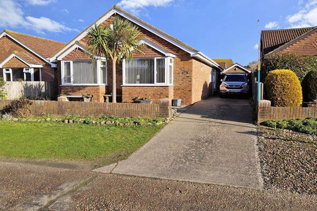 Thumbnail Detached bungalow for sale in Meehan Road South, Greatstone, New Romney, Kent