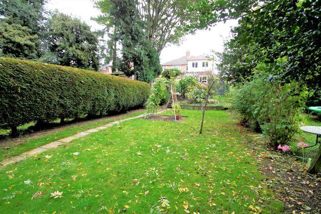 Rear Garden of Belvedere Road, Ipswich IP4