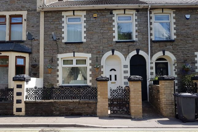 Thumbnail Terraced house for sale in Castle Street, Abertillery