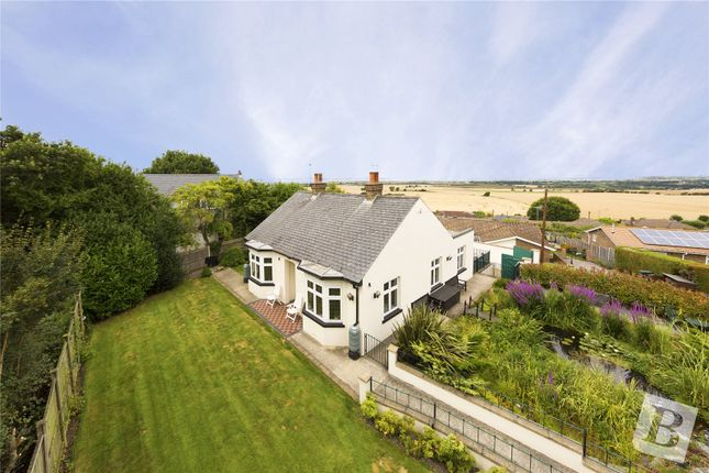 Thumbnail Detached bungalow for sale in Gravesend Road, Higham, Rochester, Kent