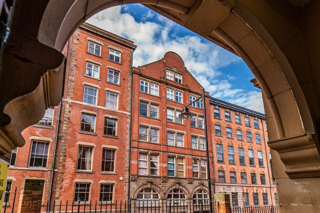 2 bed flat for sale in Hollowstone Street, Nottingham, Nottingham NG1