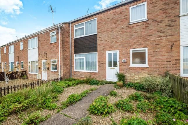 Thumbnail Terraced house for sale in Halesworth, .