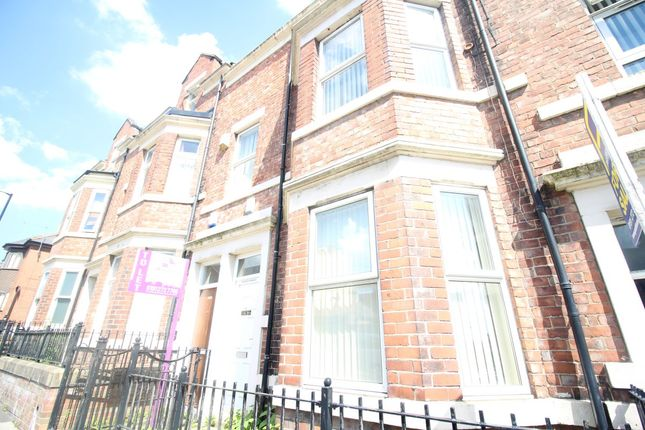 Thumbnail Maisonette to rent in Condercum Road, Benwell, Newcastle Upon Tyne