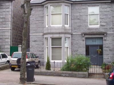 Thumbnail Terraced house to rent in Bon Accord Street, Aberdeen AB11,