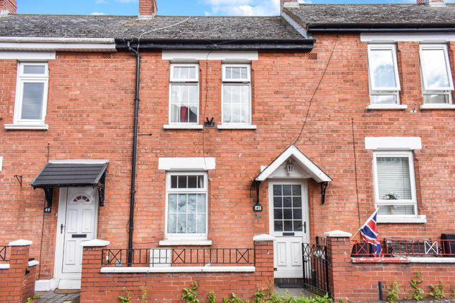 Thumbnail Terraced house for sale in Richview Street, Belfast
