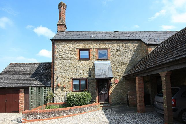 Thumbnail Cottage for sale in The Mews, Cherry Orchard, Highworth, Swindon