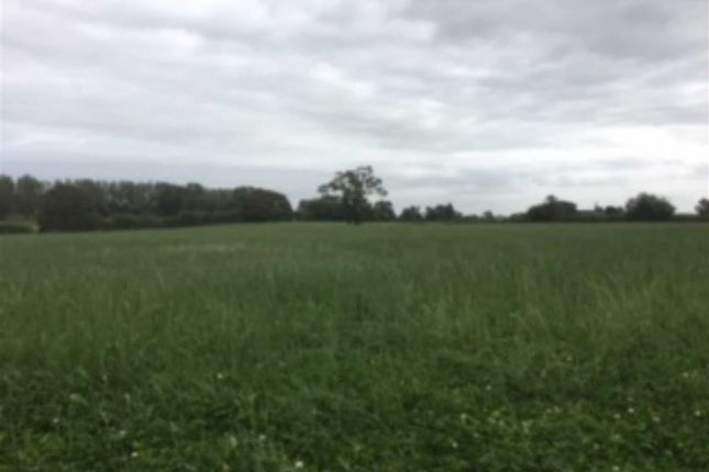 Land for sale in Alkmonton, Ashbourne, Derbyshire