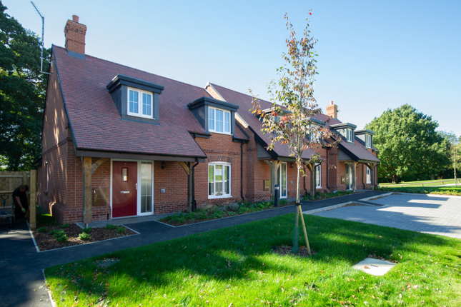 Thumbnail Cottage for sale in New Build, 7 Meadow View, Moat Park, Great Easton, Essex